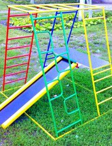 Бэмби детский спортивный комплекс. Полный набор