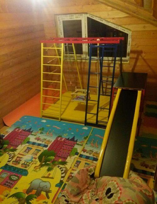 детский спортивный комплекс Лидер - Адмирал