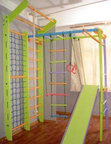 детский спортивный комплекс Комби, 3 Енота