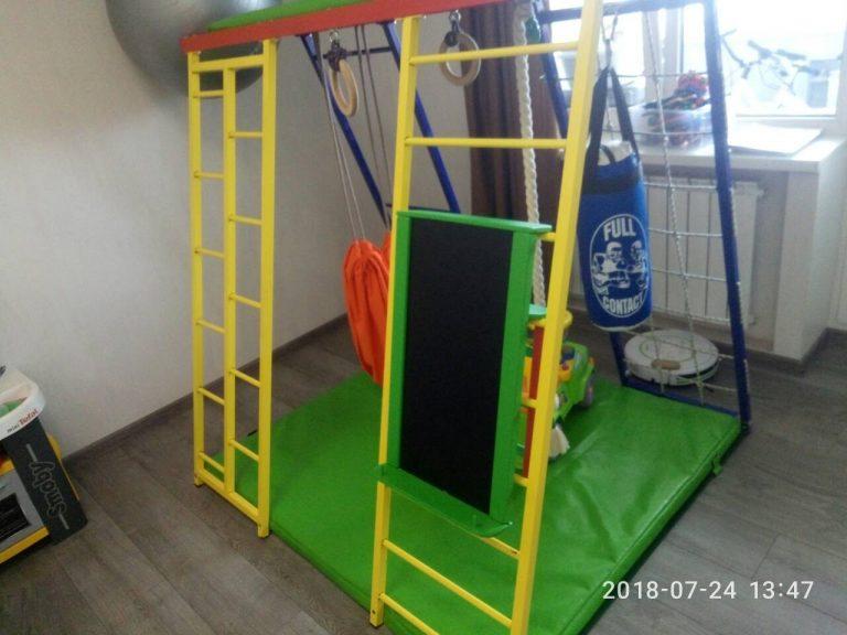 Чемпион-Универсал детский спортивный комплекс. Логика Спорта