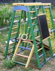 Детский спортивный комплекс Babygrai для улицы