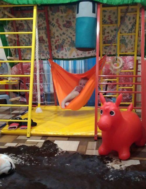 детский гамак - Обнимашка