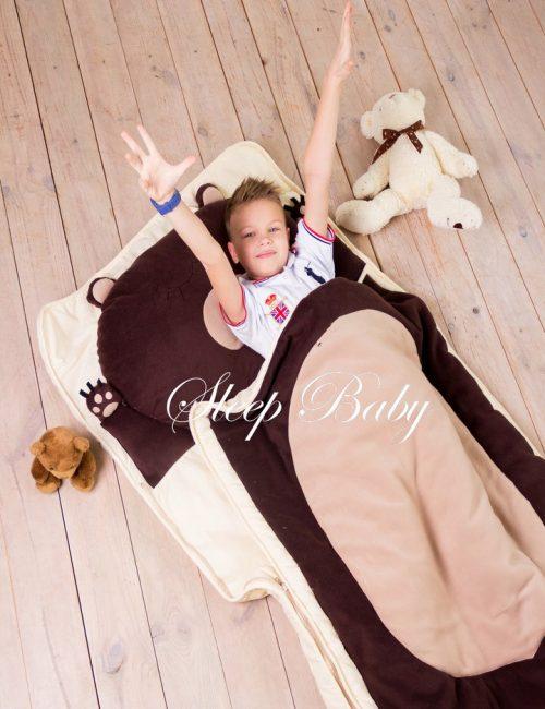 Слипик Медвежонок детский спальник