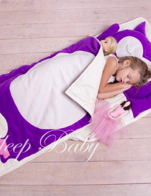 слипик Сова детский спальник