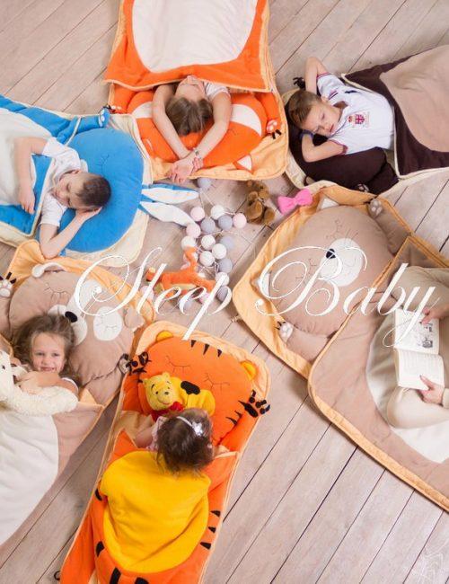Слипик Тигрёнок детский спальник