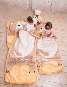 Слипик Щеночек детский спальный мешок