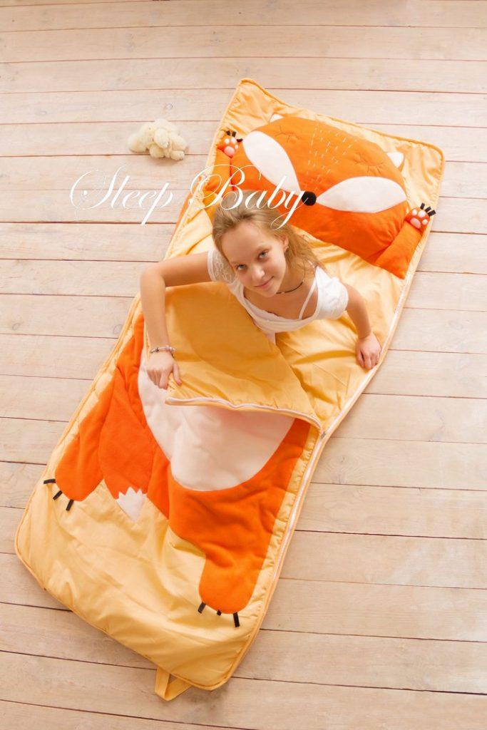 слипик Лиса детский спальный комплект