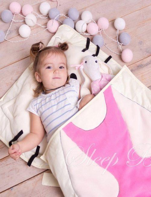 слипик Китти детский спальный комплект