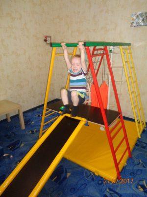 Детский спортивный комплекс Чемпион- Универсал. отзывы. Логика Спорта