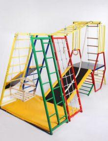 Лабиринт 1 детский спортивный комплекс