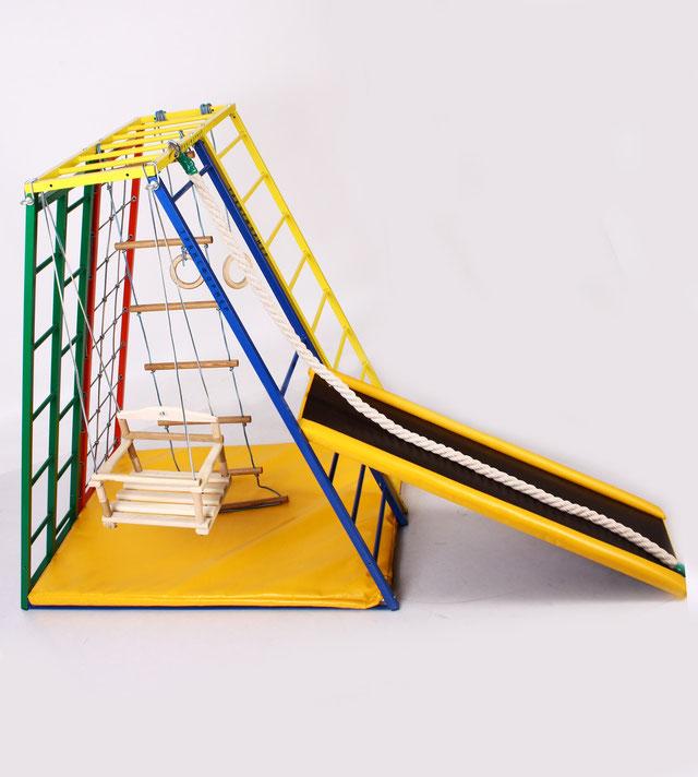 Микро детский спортивный комплекс. Полный набор