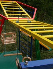 Лабиринт 2 детский спортивный комплекс
