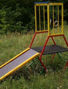 Горка детский спортивный комплекс