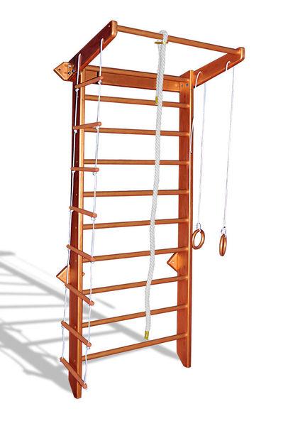 Спортивный уголок Babygrai bronze с веревочным набором