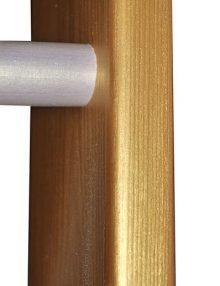 Спортивный уголок Babygrai gold-pearl с веревочным набором
