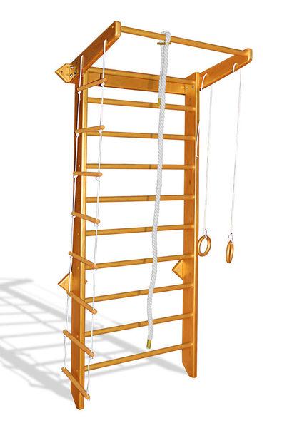 Спортивный уголок Babygrai gold с веревочным набором