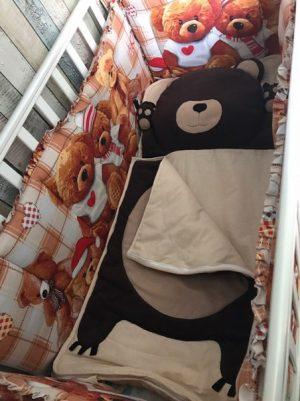слипик детский спальный мешок