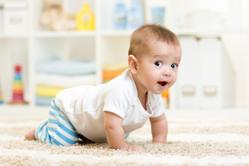 when-do-babies-crawl