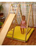 Детский спортивный уголок Кроша