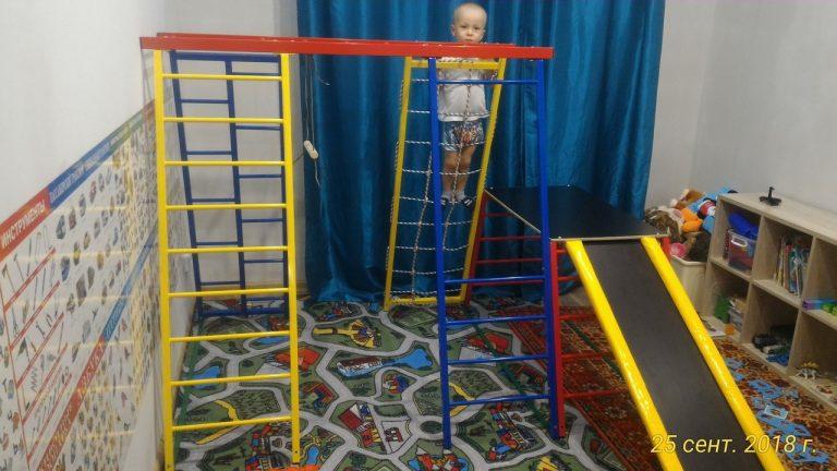 детский спортивный комплекс Лидер-Адмирал