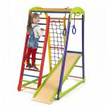 Детский спортивный уголок- «Кроха 1 мини»