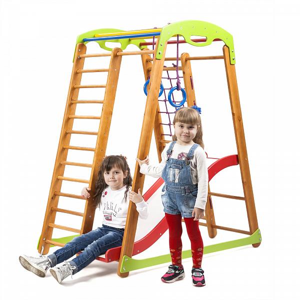 Детский спортивный уголок - Кроха - 2 Plus 1