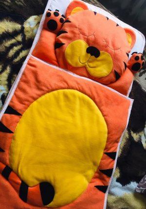 Детский спальник. тигрёнок. Слипик